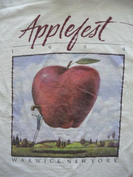 1994-Applefest t-shirt