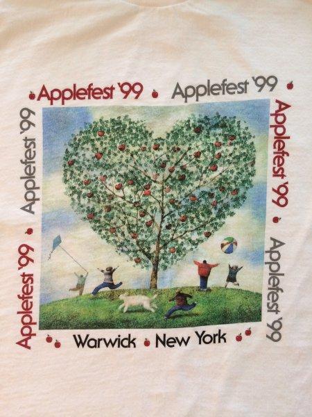 1999-Applefest t-shirt