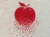 1995 Applefest t-shirt