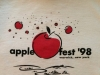 1998-Applefest t-shirt