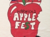 2002 Applefest t-shirt