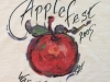 2005 Applefest t-shirt