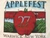 2015 Applefest t-shirt