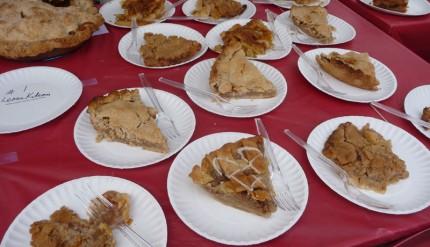 Applefest 12 apple pie contest