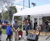 Entertainment at Applefest
